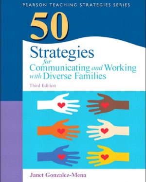 50 strategies for communicating and working with diverse families 3rd edition