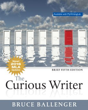 curious writer the brief edition