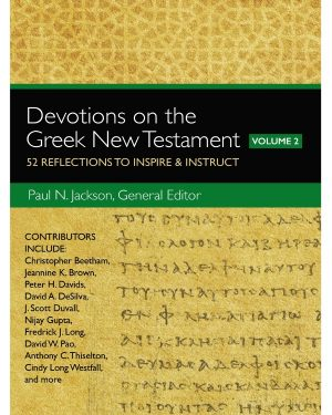 devotions on the greek new testament volume two