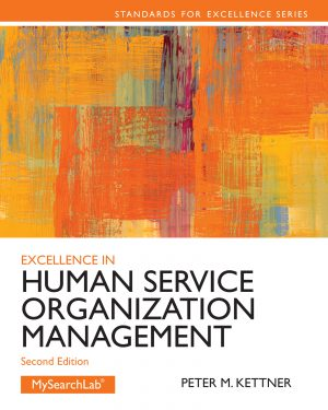 excellence in human service organization management
