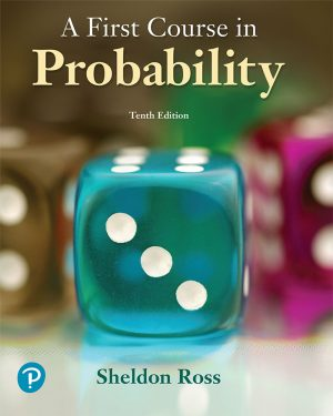 first course in probability a