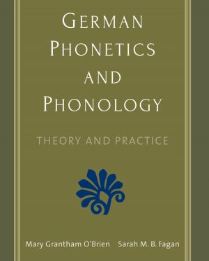 german phonetics and phonology theory and practice