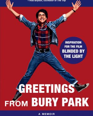 greetings from bury park blinded by the light movie tie in