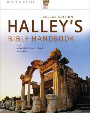 halley s bible handbook with the new international version deluxe edition