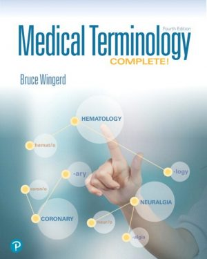 medical terminology complete