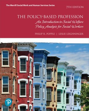 the policy based profession