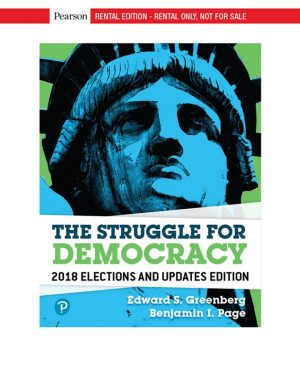 the struggle for democracy 2018 elections